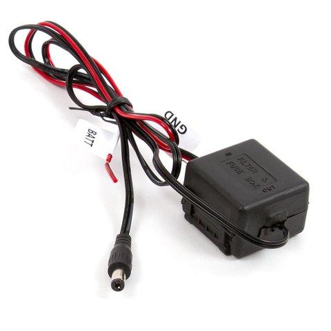 Автомобильный ТВ-тюнер DVB-T2 с функцией записи Trimax TR-2012HD PVR Превью 2