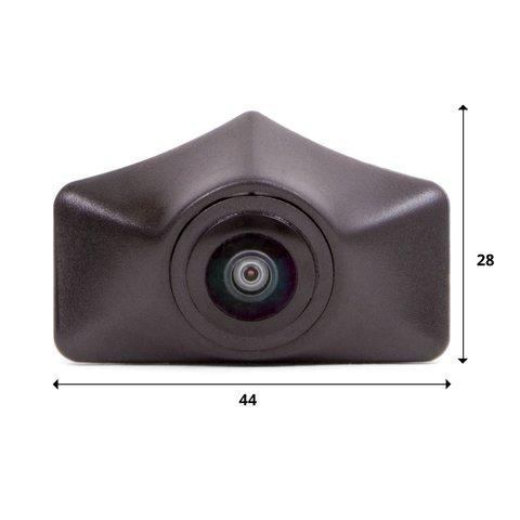 Камера переднього виду для Audi A6 (4F / 4G) 2012-2015 р.в. Прев'ю 1