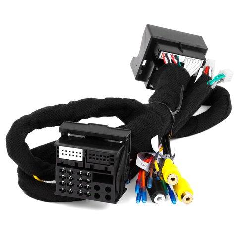 Адаптер с функцией CarPlay для подключения камер в Mercedes-Benz с системой NTG4.5/4.7 Превью 3