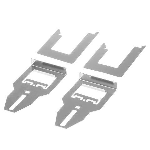 Набор инструментов для снятия штатных и нештатных автомагнитол (сталь, 38 предметов) Превью 5