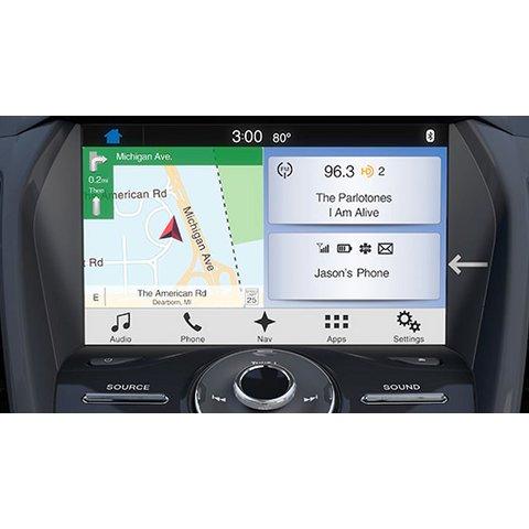 Interfaz de video para Ford Explorer, Mustang, F150, Kuga, Focus modelos 2016 con pantalla Sync 3 Vista previa  5