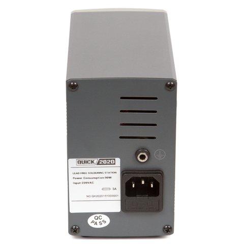 Индукционная станция для бессвинцовой пайки QUICK 202D ESD - Просмотр 4
