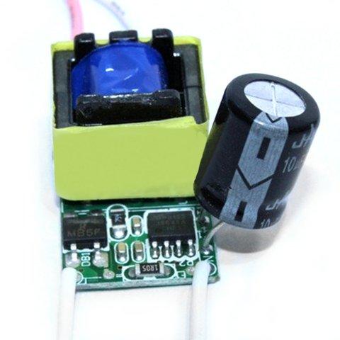 Драйвер світлодіодної лампи 6-9 Вт (85-265 В, 50/60 Гц) Прев'ю 2