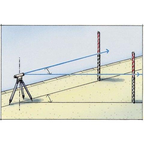 Нівелірна рейка Laserliner Teleskop-Nivellierlatte 5 m Прев'ю 5