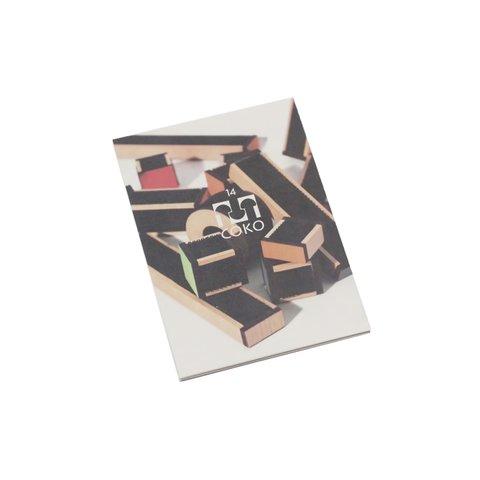 Конструктор COKO Строительные кубики 14 Превью 6