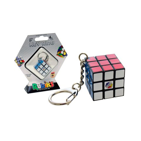 Міні-головоломка Кубік Рубіка Rubik's Кубик 3×3 (з кільцем) Прев'ю 3