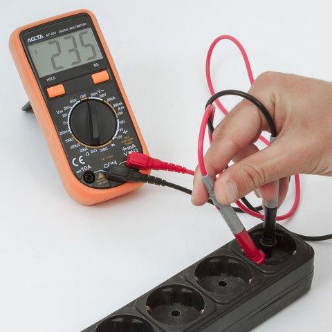 Digital Multimeter Accta AT-201 Preview 6